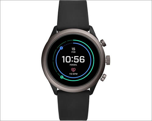 Fossil Sport Touchscreen Smartwatch for iPhone