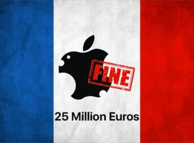 France Fines Apple 25 Million Euros for Slowing Down iPhones