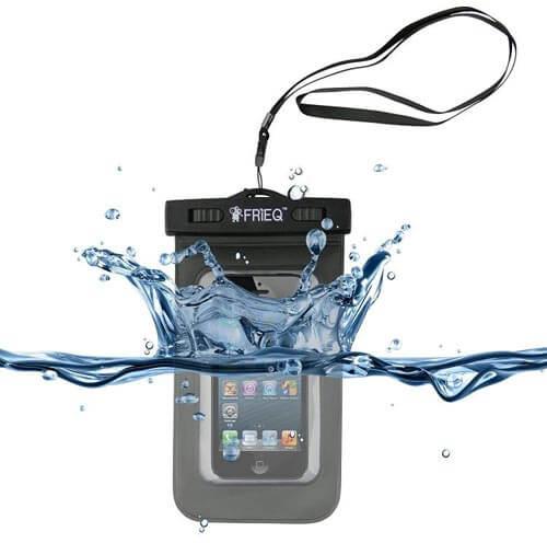 Frieq Waterproof Case for iPhone 6