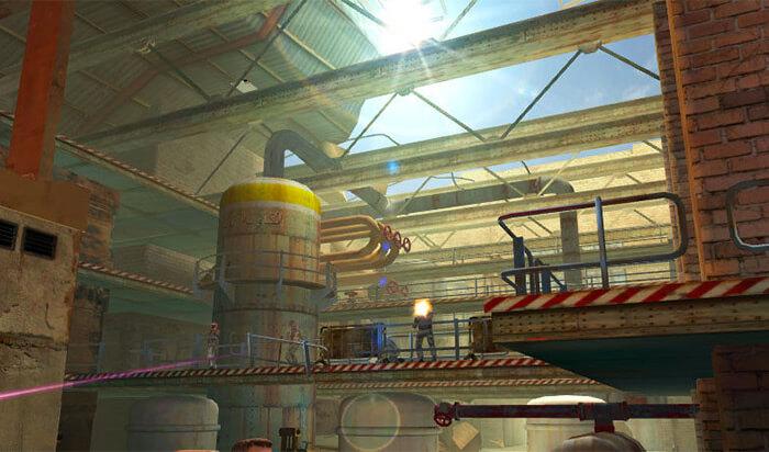 Frontline Commando Mac Game Screenshot