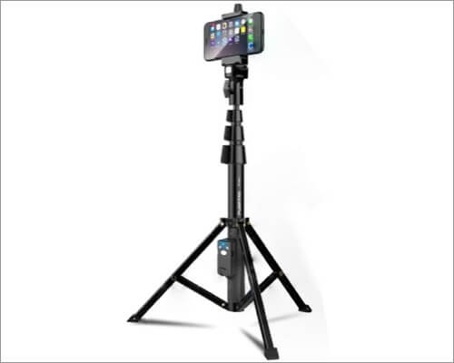 Fugetek all-in-one professional tripod for iPhone