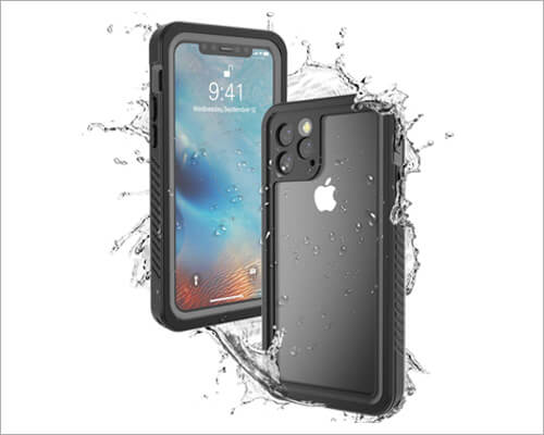Fugosell iPhone 11 Pro Waterproof Case