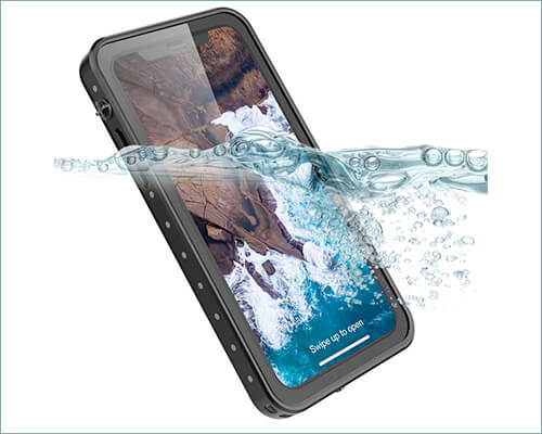 FugouSell Waterproof Case for iPhone Xs Max