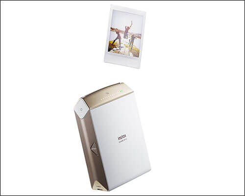 Fujifilm Ultra Portable Photo Printers for iPhone