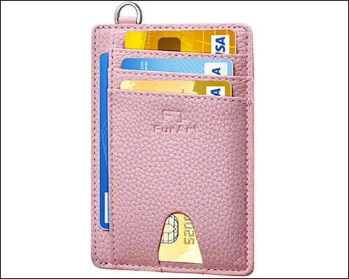 FurArt Apple Card RFID Blocking Wallet
