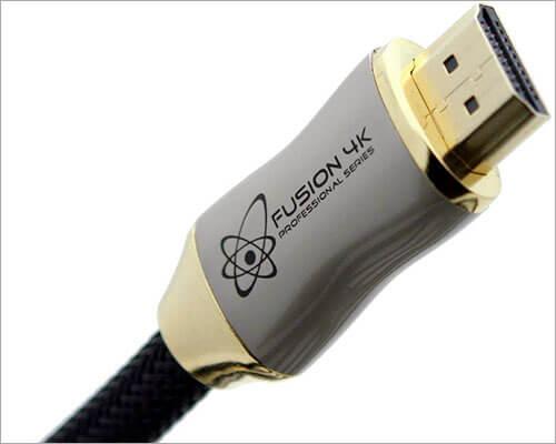 Fusion4K HDMI Cable