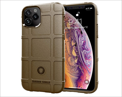 Futanwei Rugged Military Grade Case for iPhone 11 Pro