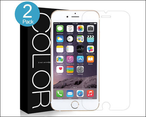 G-Color iPhone 7 Plus Tempered Glass Screen Protector