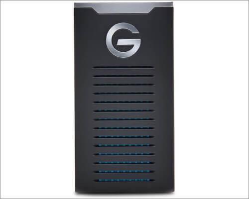 G-Technology External SSD for Mac