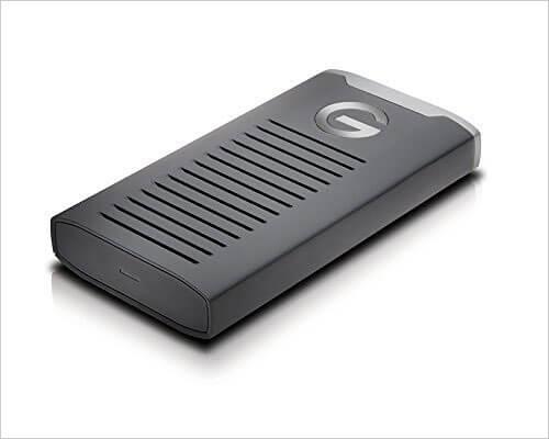 G-Technology Mac USB-C External SSD