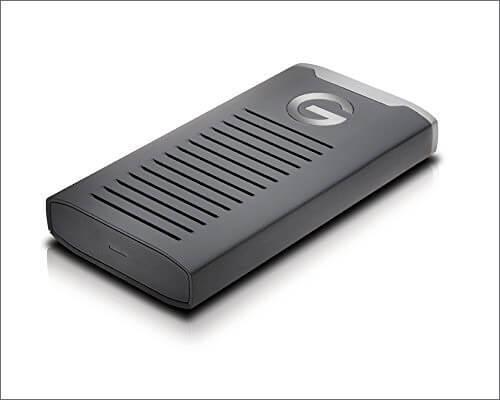 G-Technology USB C Hard Drive