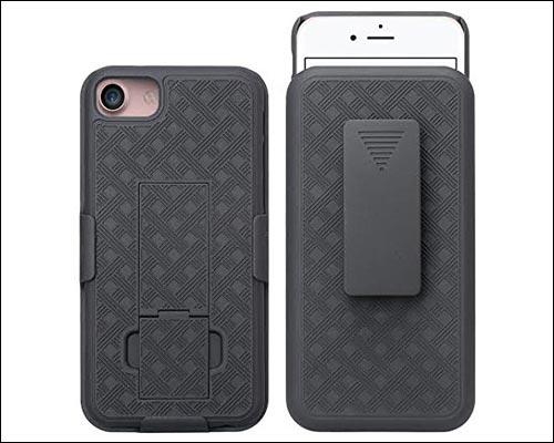 GALAXY WIRELESS iPhone 7 Belt Clip Holster Case
