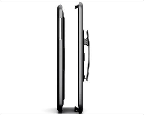 GALAXY WIRELESS iPhone 7 Plus Belt Clip Holster Case