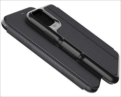 GEAR4 Folio Case for iPhone 11 Pro Max