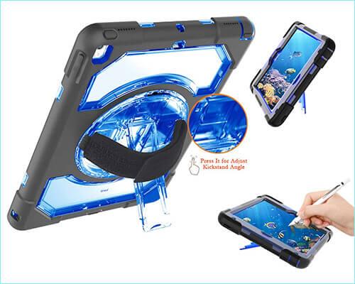 GEEKSDOM iPad Air 10.5-inch Kickstand Case