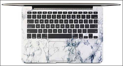 GMYLE MacBook Keyboard Decals