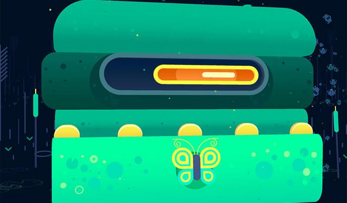 GNOG iPhone and iPad AR Puzzle Game Screenshot