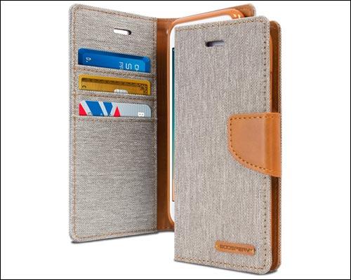 GOOSPERY iPhone 7 Wallet Case