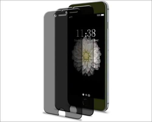 GPROVA iPhone SE 2020 Anti-Spy Privacy Screen Protector