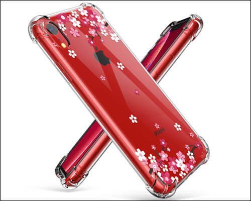 GVIEWIN iPhone XR Designer Case