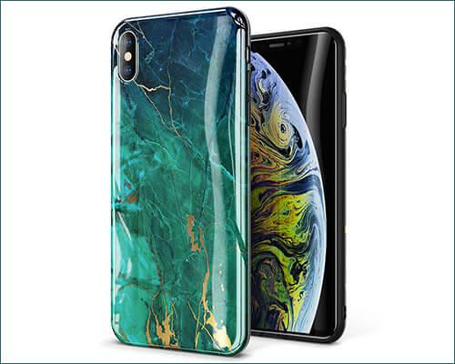 GVIEWIN iPhone Xs Case for Women