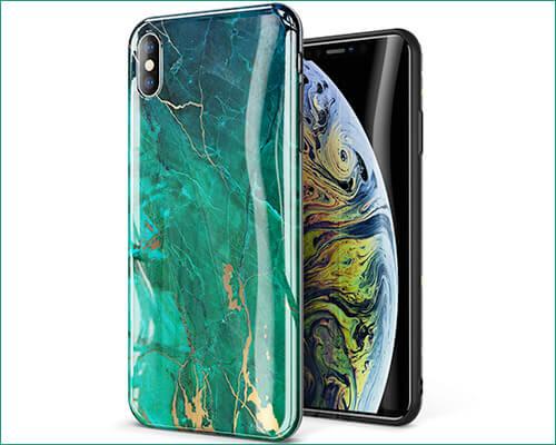 GVIEWIN iPhone Xs Max Designer Case