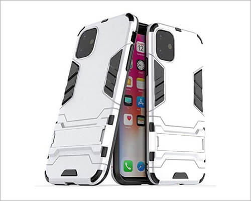 George Brooke iPhone 11 Kickstand Case
