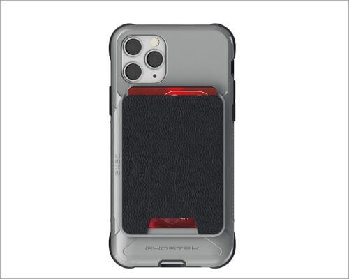 Ghostek iPhone 11 Card Holder Built-in Magnetic Case