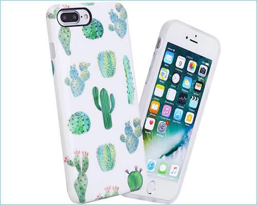 GiiKa iPhone 8 Plus Case for Girls