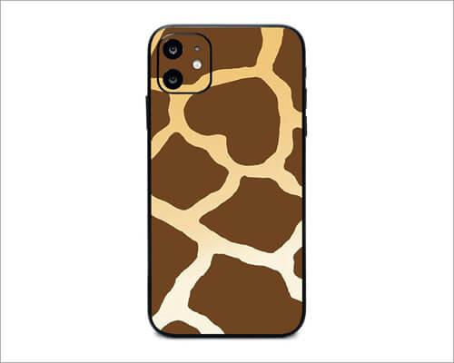 Giraffe Skin Wrap for iPhone 11