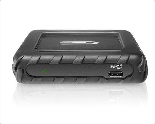 Glyph 1TB External SSD USB C Hard Drive