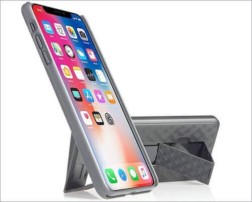 Golden Sheeps iPhone XR Kickstand Case