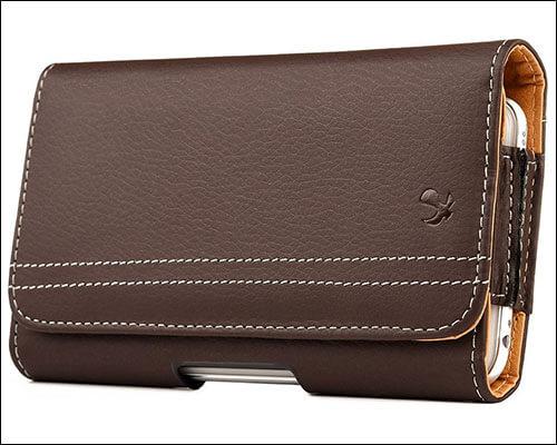Golden Spring iPhone 6-6s Belt CLip Holster