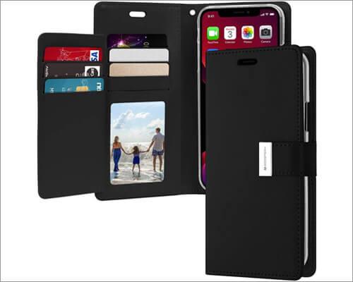 Goospery Folio Case for iPhone 11 Pro Max