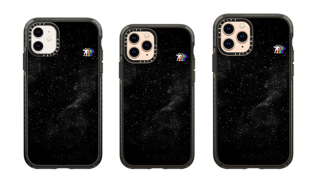 Gravity Pattern Case for iPhone 11 Pro Max from Casetify