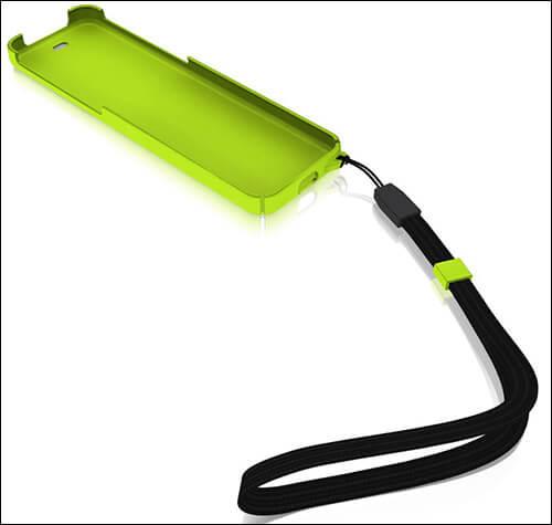 Green NeoFit Apple TV 4 Remote Case