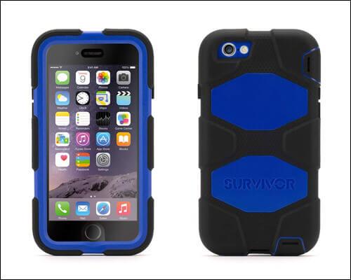 Griffin Heavy Duty Survivor iPhone 6 Case