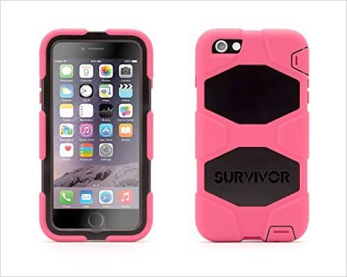 Griffin Survivor All-Terrain iPhone 6-6s Plus Case