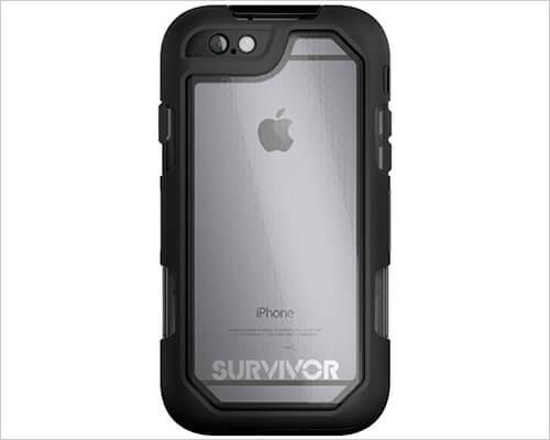 Griffin Survivor iPhone 6-6s Plus Case