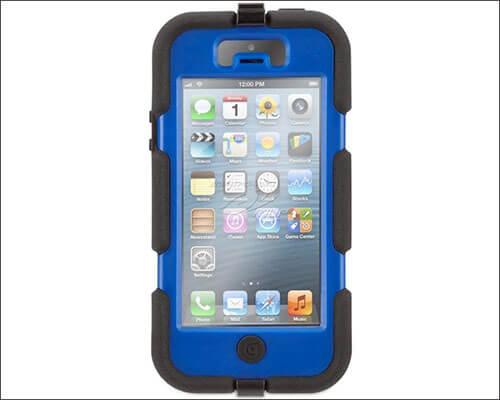 Griffin Survivor iPhone SE, 5s, and 5 Case