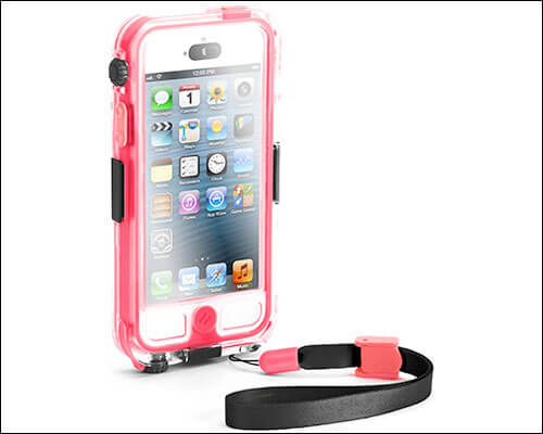Griffin iPhone SE, 5s, and 5 Waterproof Case