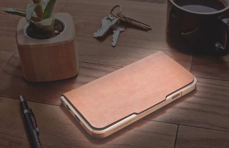 Grovemade Maple and Leather iPhone 6 and 6 Plus Case