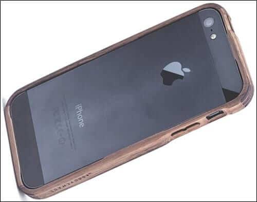 Grovemade Walnut iPhone 6 and 6 Plus Bumper Case