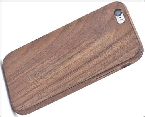 Grovemade Walnut iPhone 6 and 6 Plus Case