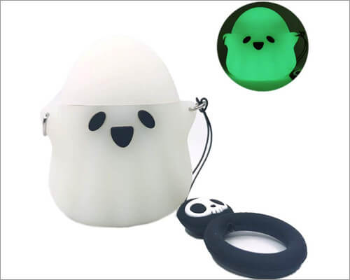 Gtinna Luminous Ghost Case for AirPods