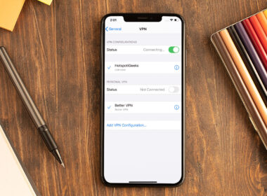 Guide to Set Up and Configure VPN Services on iPhone and iPad
