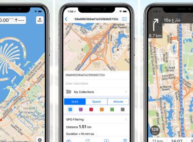 Guru Maps Offline Maps App for iPhone & iPad