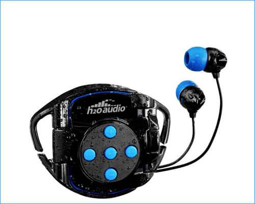 H2O Audio Waterproof Headphones