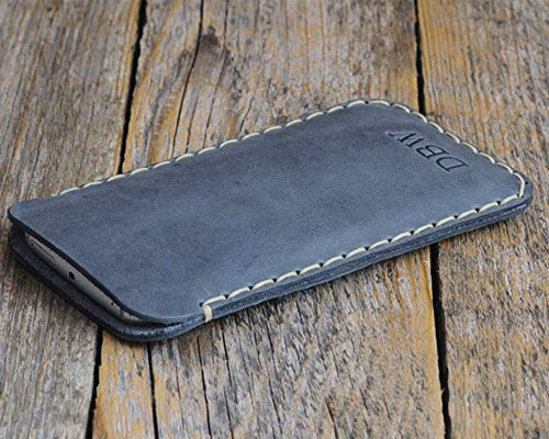 HAPPER STUDIO Sleeve Pouch for iPhone Xs