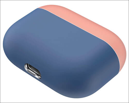 HATALKIN Premium Silicone AirPods Pro Case